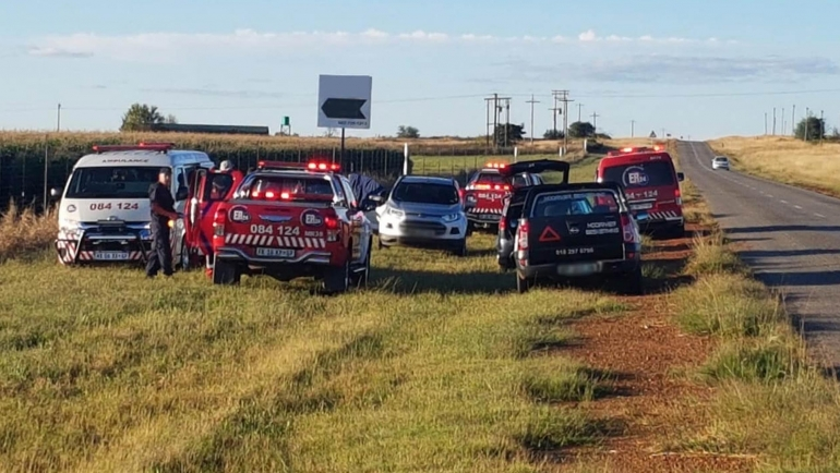 POTCHEFSTROOM Three family members injured